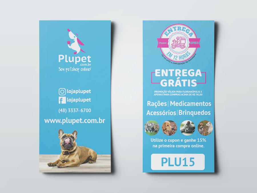 Plupet – Gestão de redes sociais e material gráfico